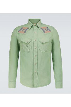 RRL Men Long sleeves - Long-sleeved shirt