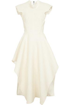 MATICEVSKI Women Midi Dresses - Collide jacquard midi dress