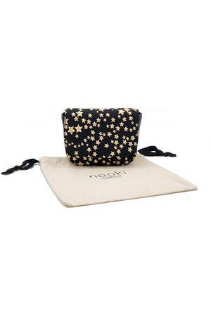 Nooki Portia Necklace Bag - Black Star