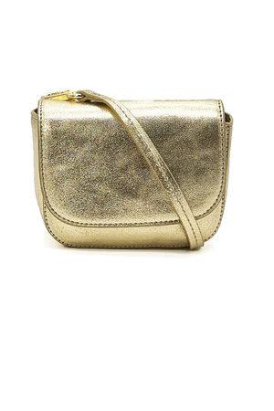 Nooki Portia Gold Necklace Bag