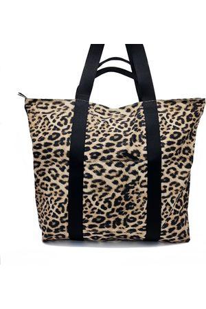 Nooki Women Purses - Venus Printed Shopper - Natural Leopard
