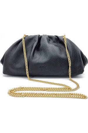 Nooki Women Clutches - Lucinda Black Clutch Bag