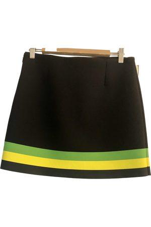 J.W.Anderson Women Mini Skirts - Wool mini skirt