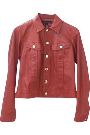 Ralph Lauren Women Leather Jackets - Leather biker jacket