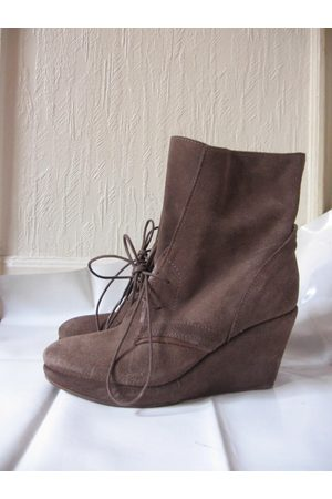 Minelli Leather ankle boots