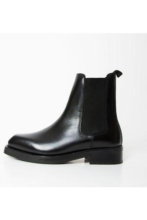 SELECTED Saga Polido Chelsea Boot