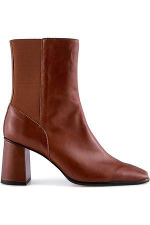 Shoe The Bear Women Chelsea Boots - Agata Chelsea Leather Boot - Tan