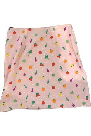 Staud Mini skirt