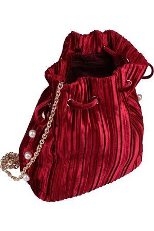 Pomikaki Velvet crossbody bag