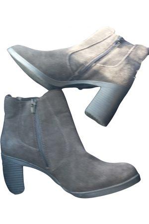 Giani Bernini Leather ankle boots