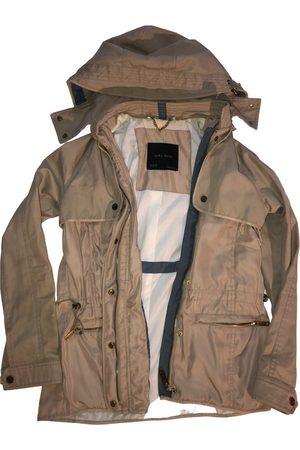 Zara Cashmere trench coat