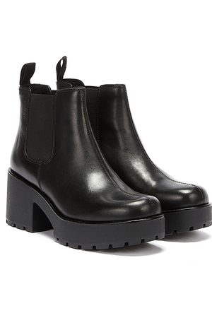 Vagabond Women Chelsea Boots - Dioon Womens Leather Boots
