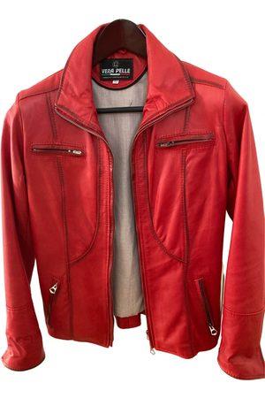 Verra Pelle Leather short vest