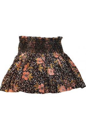 Zadig & Voltaire Spring Summer 2019 silk mini skirt