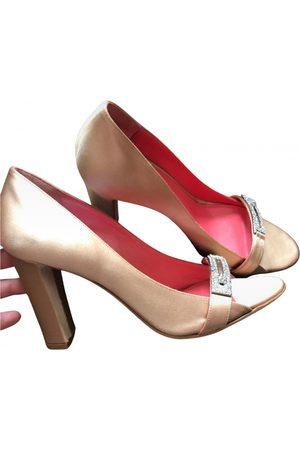 Judith Leiber Leather heels
