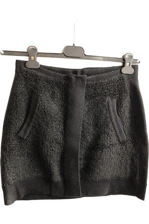 Stefanel Wool mini skirt