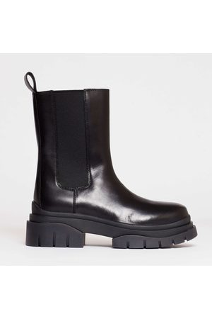 Ash Chelsea leather boot