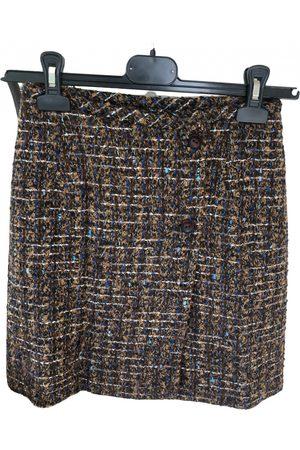 Kenzo Wool mini skirt
