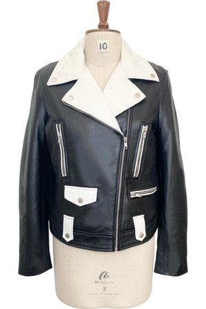 Each x Other Each x Leather biker jacket