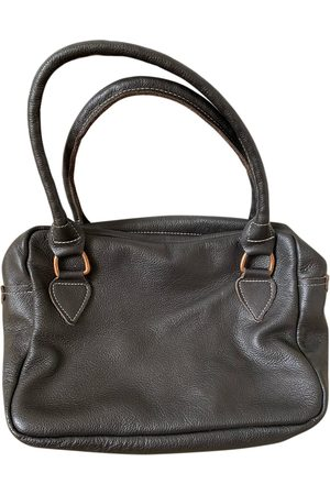 PAUL HARNDEN SHOEMAKERS Leather bowling bag