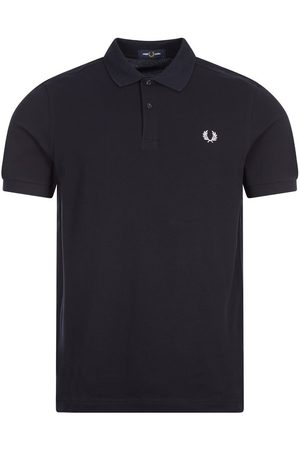 Fred Perry Men Polo Shirts - Polo Shirt - Navy
