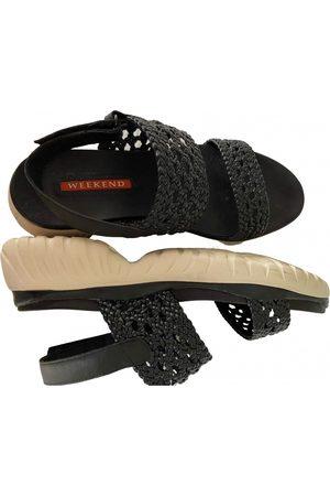 PEDRO DEL HIERRO Leather sandals