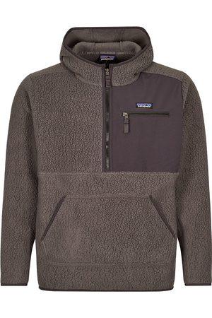 Patagonia Men Sweaters - Retro Pile Fleece - Forge Grey