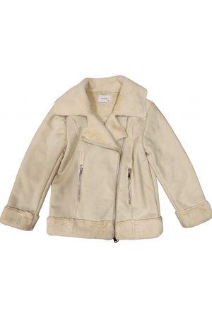 Reserved Vegan leather jacket