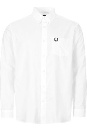 Fred Perry Men Long sleeves - Long Sleeve Shirt Button Down