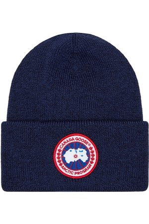 Canada Goose Men Beanies - Beanie Arctic Disc - Navy