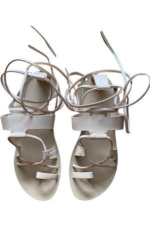Valia Gabriel Leather sandals
