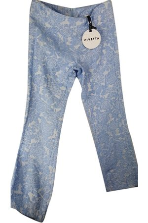 VIVETTA Straight pants