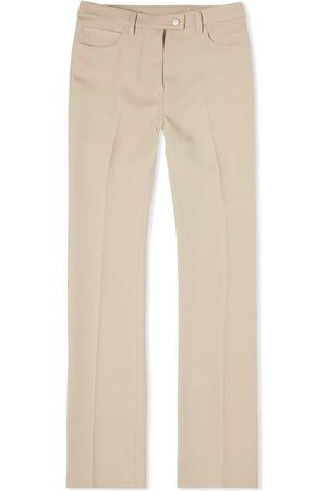 Courrèges Men Wide Leg Pants - Bootcut Trousers