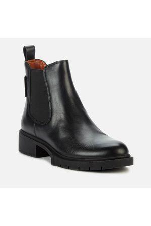 Coach Women Chelsea Boots - Women's Lyden Leather Chelsea Boots
