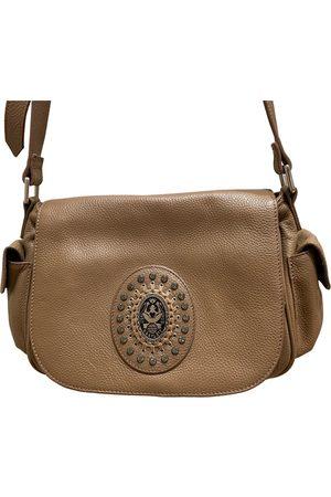 Konplott Leather crossbody bag