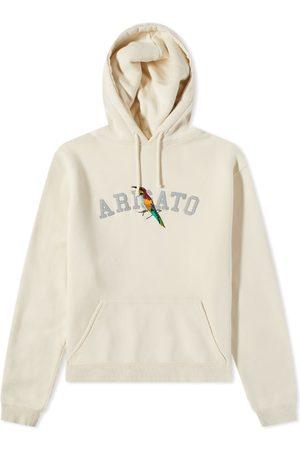 Axel Arigato Men Hoodies - Bee Bird College Logo Hoody