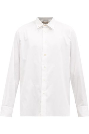 NICK FOUQUET Tolomeo Cotton-poplin Shirt - Mens