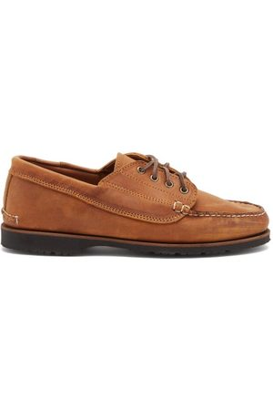 Quoddy Men Formal Shoes - Maliseet Leather Derby Shoes - Mens