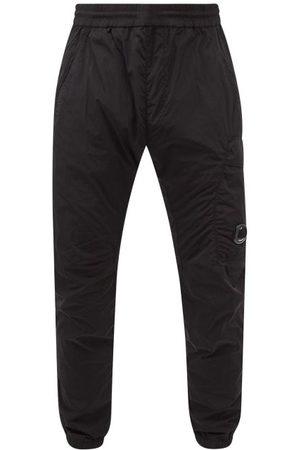 C.P. Company Goggle-lens Technical-shell Track Pants - Mens