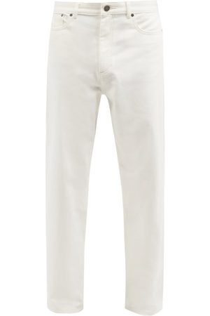 A.P.C. X Suzanne Koller Harbor Jeans - Mens