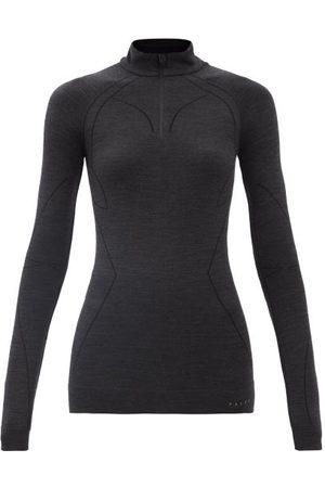 Falke Technical Merino Wool-blend Thermal Top - Womens