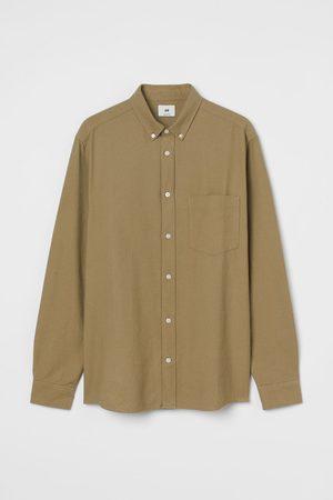 H&M Men Shirts - Regular Fit Oxford Shirt