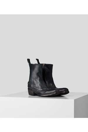 Karl Lagerfeld Karl X Karl Boots