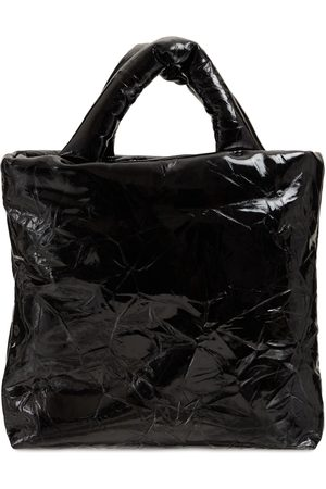 Kassl Editions Women Bags - Small Pillow Leather Lacquer Bag