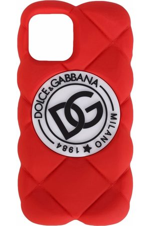 Dolce & Gabbana Men Phones Cases - Quilted phone case