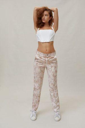 Urban Women Pants - Recycled Rose Dye Pant