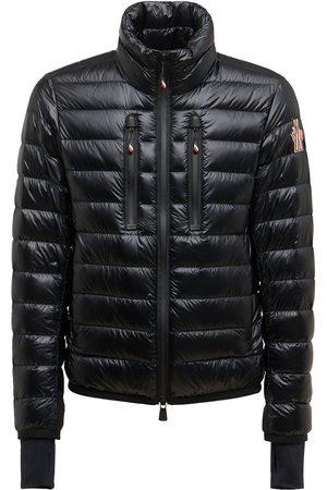 Moncler Men Ski Suits - Hers Ripstop Nylon Ski Down Jacket
