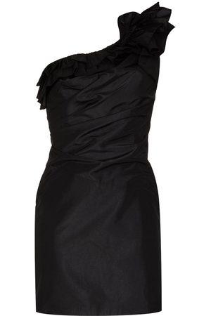 De La Vali Fiama one-shoulder minidress