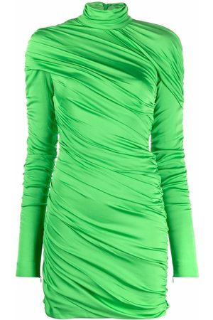Stella McCartney Women Party Dresses - Ruched mini-dress