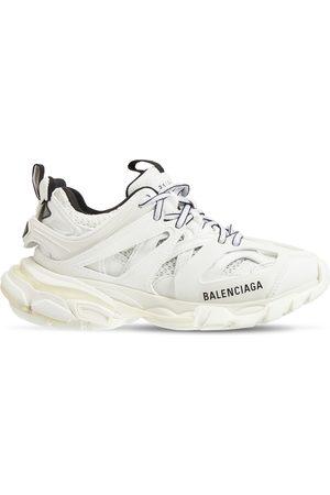 Balenciaga Women Sneakers - 30mm Track Mesh & Nylon Sneakers